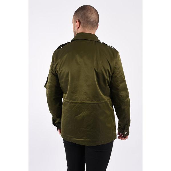"""Y Jacket """"jefferson"""" Green"""