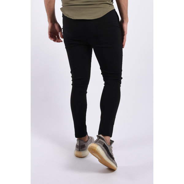 Y Super stretch pants Black