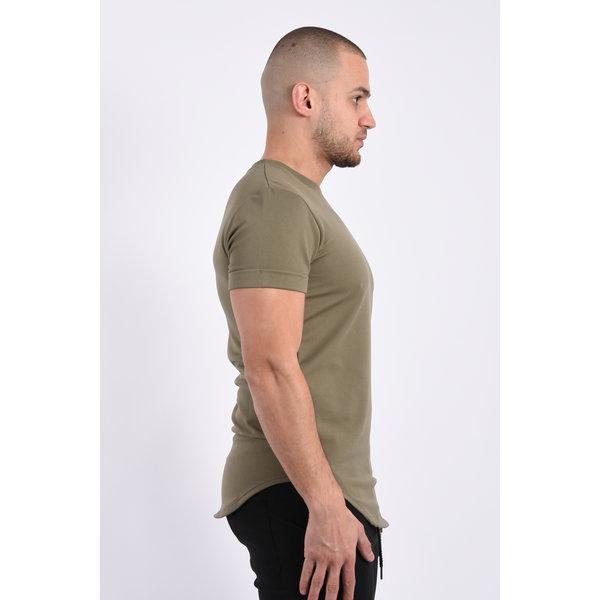 "Y T-Shirt ""DEN"" Green"