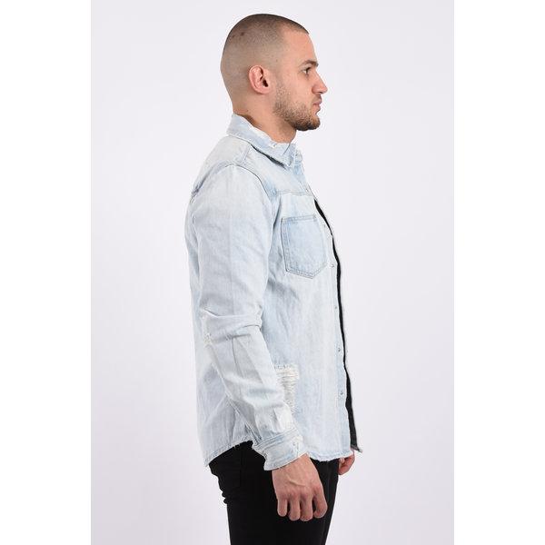 "Y Denim jacket ""mateo"" Light Blue"