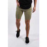 "Y Jeans stretch shorts  ""nolan"" Green"