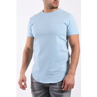 Y T-Shirt Basic Light Blue