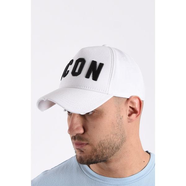 Y Cap ICON White