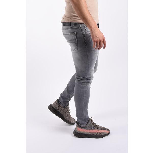 """Y Skinny fit stretch jeans """"Martin"""" Grey"""