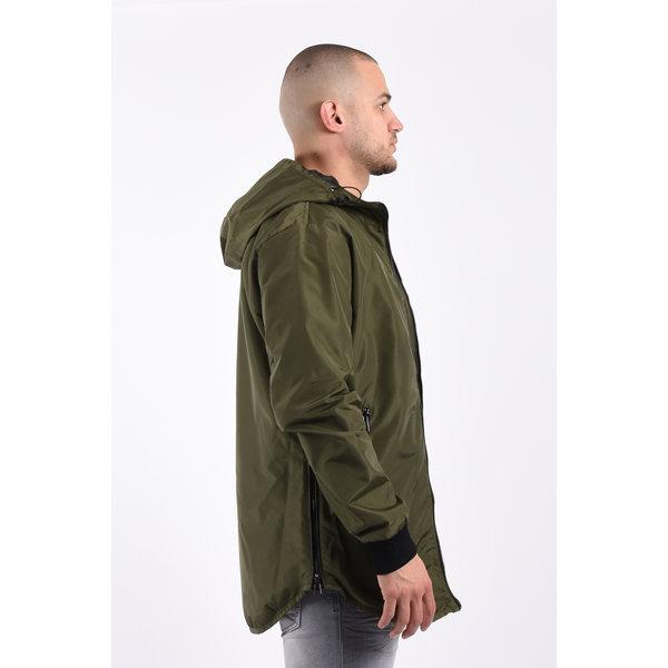 "Y Jacket long ""thomas"" Green"