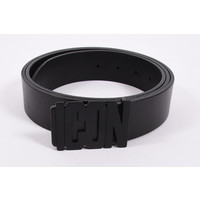 Y Belt leather ICON black/black