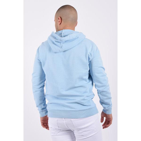 Y Hoodie classic Light Blue