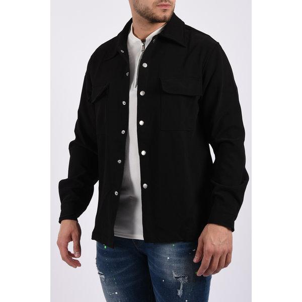 "Y Jacket ""omar"" Black"