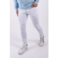 """Y Skinny fit stretch jeans """"vog"""" White"""