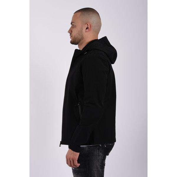 """Y Summer jacket stretch """"max"""" Black"""