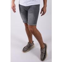 """Y Jeans stretch shorts """"raf""""  Grey"""