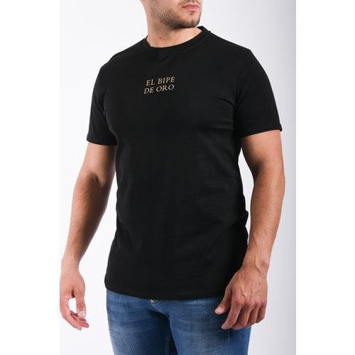 "Y T-Shirt ""maradona""  Black"