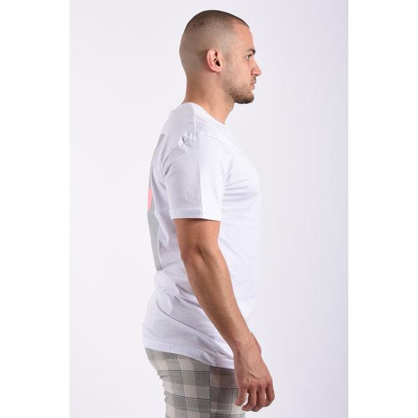 """Y T-Shirt """"bullsht"""" White"""