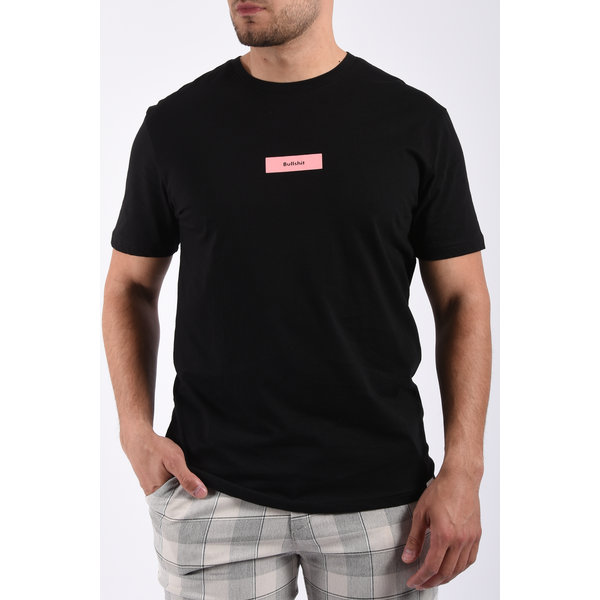 "Y T-Shirt ""bullsht"" Black"