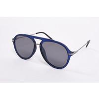 "Y Zonnebril / Sunglasses ""aviator"" matte Blue"