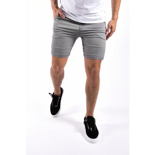 Y Super stretch shorts Grey