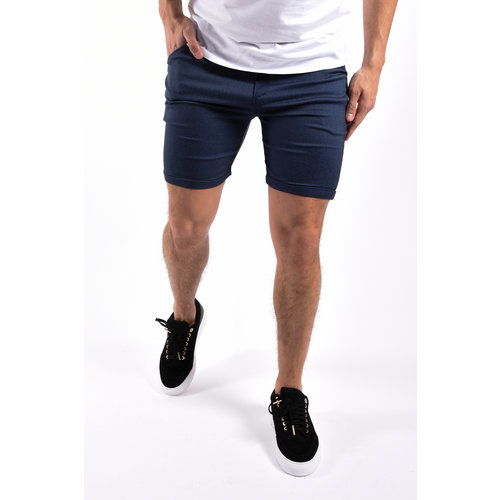 Y Super stretch shorts Dark Blue