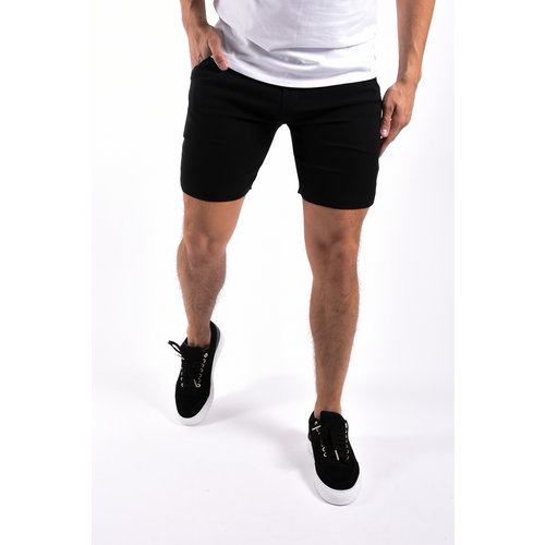 Y Super stretch shorts Black
