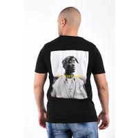 """Y T-Shirt """"makaveli"""" Black"""