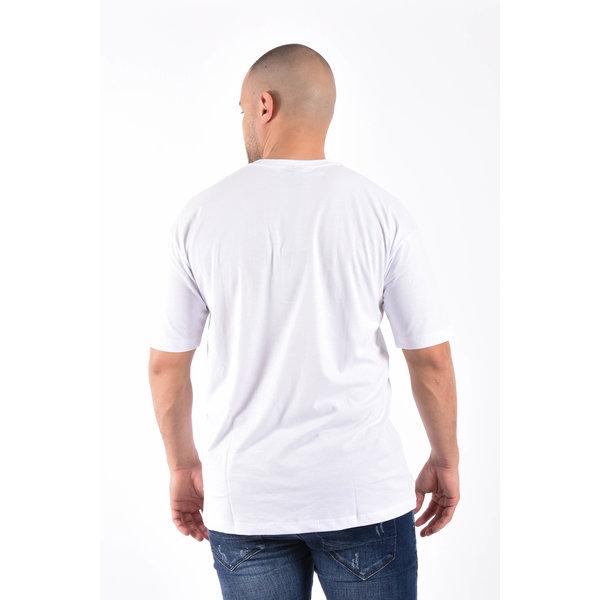 """Y T-Shirt """"lady fck"""" unisex White"""