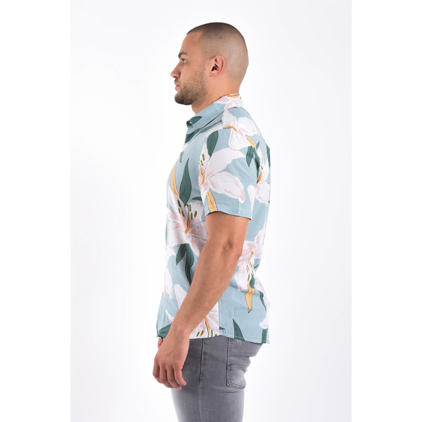"""Y Summer blouse """"curacao"""" Green"""