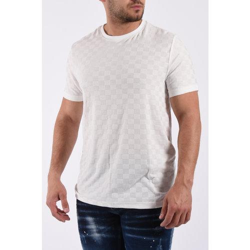 """Y T-Shirt """"nova"""" White"""