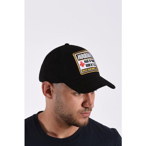 Y Cap Hoodboys Black