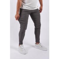 Y Stretch Pantalon Stone grey