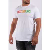 """Y T-Shirt """"notorious"""" White"""
