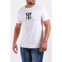 """Y T-Shirt """"the world is yours"""" White"""