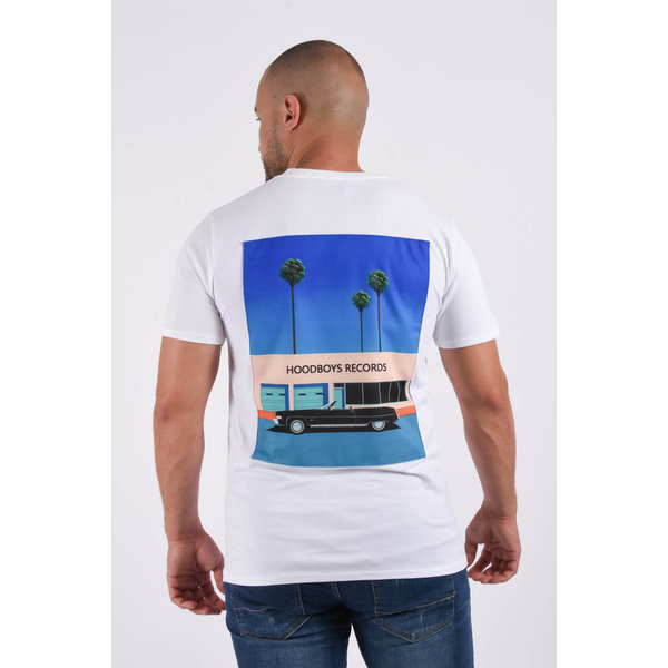 "Y T-Shirt ""independenza"" White"