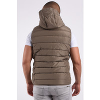 """Y Bodywarmer hooded """"paul"""" Khaki"""