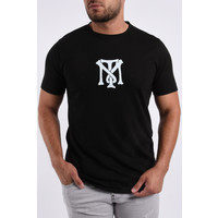 """Y T-Shirt """"the world is yours"""" Black"""