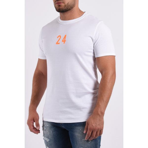 "Y T-Shirt ""kobe"" White"
