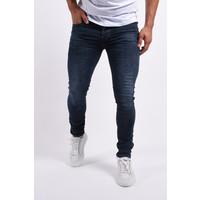 """Y Skinny fit stretch jeans """"colin 2.0"""" Dark Blue"""