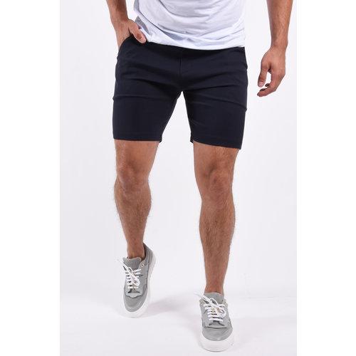 Y Super stretch shorts Navy Blue