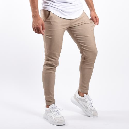 Super stretch pantalons!