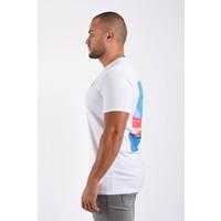 """Y T-Shirt """"palm club"""" White"""