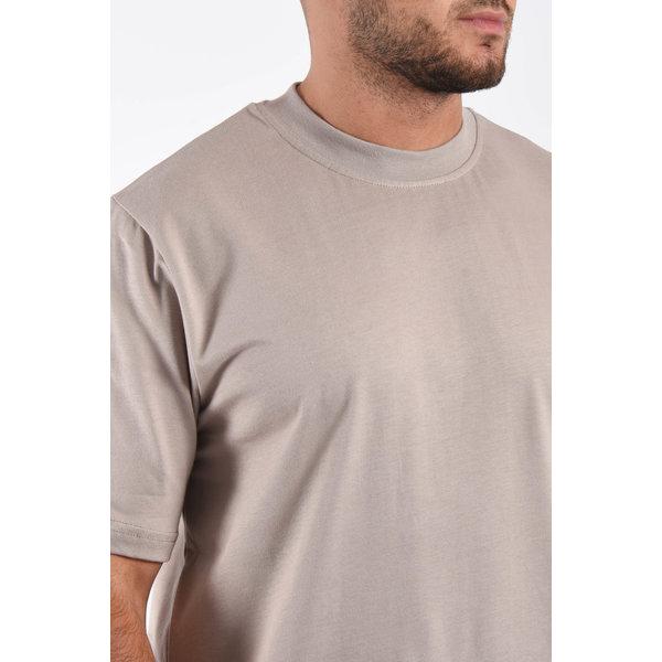 "Y T-shirt loose fit basic ""ado"" Grey"