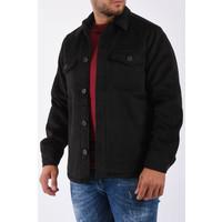 """Y Jacket / Overshirt """"marino"""" Black"""