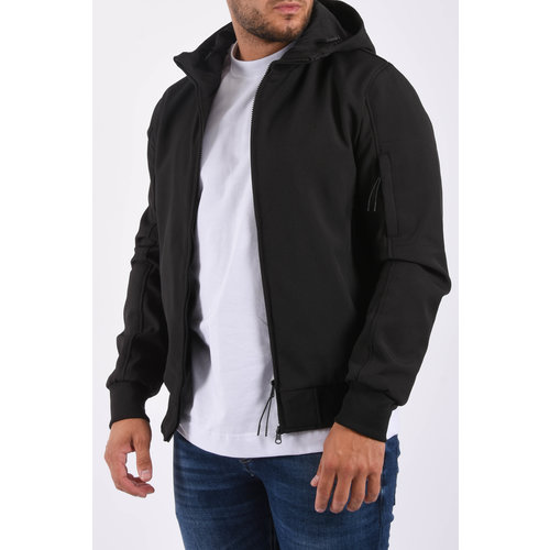 "Y Softshell jacket ""master"" Black"