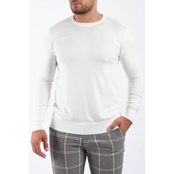 Y Knitwear pullover crewneck White