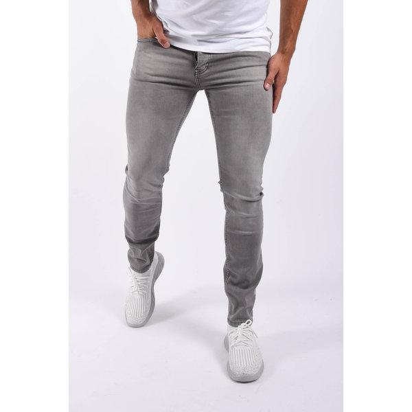 """Y Skinny fit stretch jeans """"harley"""" Grey"""