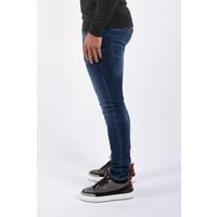 "Y Skinny fit stretch jeans  ""moris"" Dark Blue"