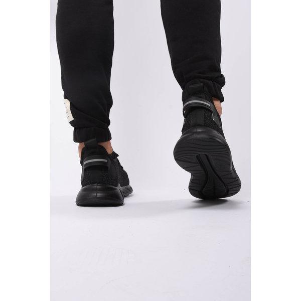 Y Sneaker mesh runners Black