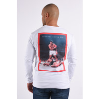 """Y Sweater """"the greatest"""" White"""