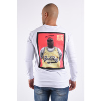"""Y Sweater """"notorious"""" White"""