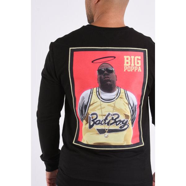 "Y Sweater ""notorious"" Black"