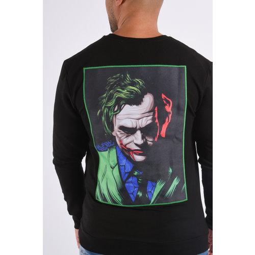 """Y Sweater """"joker"""" black"""
