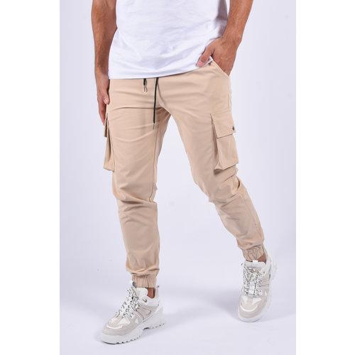 """Y Cargo pants """"rocky""""  Beige"""